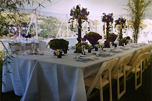 Party rentals at Good Times Rental in Bucks and Montgomery Counties
