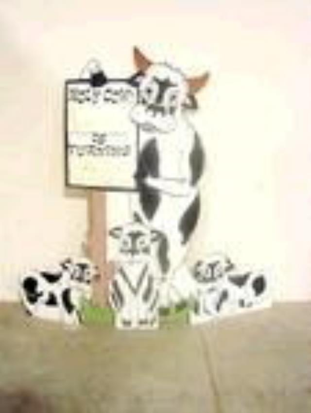 Where to find COW SIGN SMALL in Pipersville