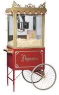 Rental store for POPCORN MACHINE  ANTIQUE in Pipersville PA