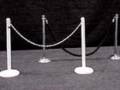 Rental store for STANCHION   white plastic in Pipersville PA