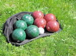 Where to find BOCCE in Pipersville