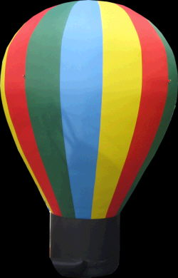 Where to find ROOF TOP BALLOON in Pipersville