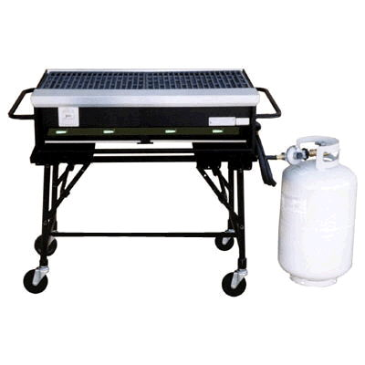 Where to find PROPANE GRILL  30 in Pipersville