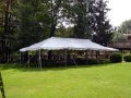 Rental store for CANOPY  20 X40  -WHITE in Pipersville PA