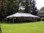 Where to find CANOPY  20 X30  -WHITE in Pipersville