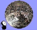 Rental store for MIRROR BALL PACKAGE in Pipersville PA