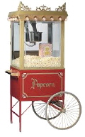 Rental store for CART, POPCORN  ANTIQUE in Pipersville PA