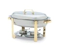 Rental store for DELUXE CHAFER  6QT -OVAL in Pipersville PA