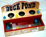 Where to find DUCK POND GAME in Pipersville