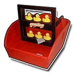 Where to find DUCK TOSS TABLETOP in Pipersville