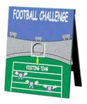 Where to find FOOTBALL CHALLENGE in Pipersville