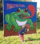 Where to find FROGGY FLY FLING in Pipersville
