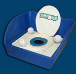 Where to find POTTY TOSS TABLETOP in Pipersville