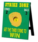 Where to find STRIKE ZONE in Pipersville
