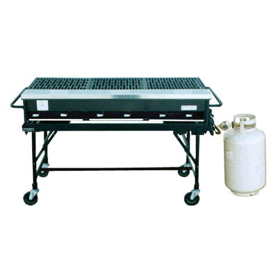 Where to find PROPANE GRILL  60 in Pipersville