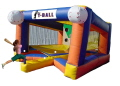Rental store for INFLATABLE T-BALL GAME in Pipersville PA