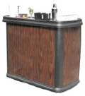Rental store for PORTABLE BAR  CHERRY in Pipersville PA