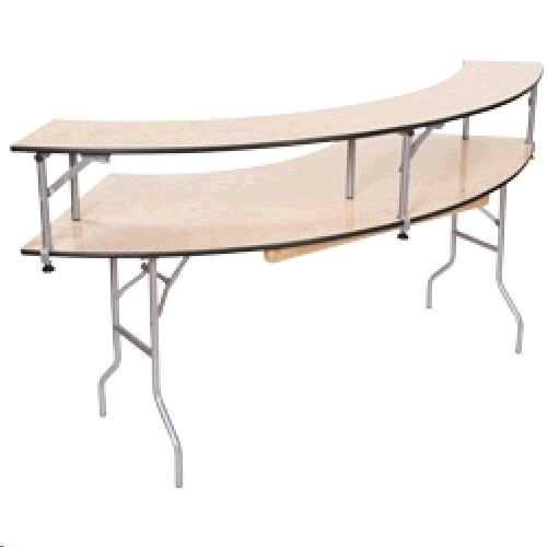 Where to find SERPENTINE TABLE TOPPER in Pipersville