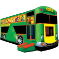 Rental store for Safari Bus Inflatable WET Bounce in Pipersville PA