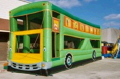 Rental store for Safari Bus DRY Bounce in Pipersville PA