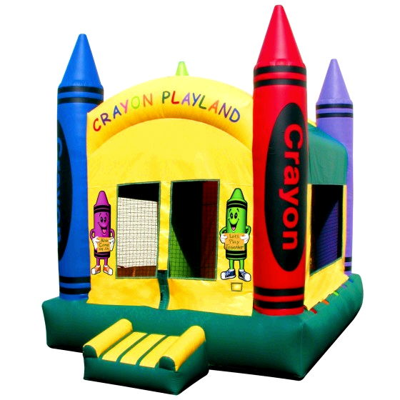 Where to find Crayon Bounce in Pipersville