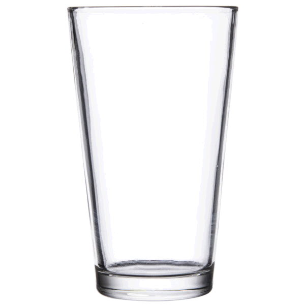 Where to find Pint Glass in Pipersville